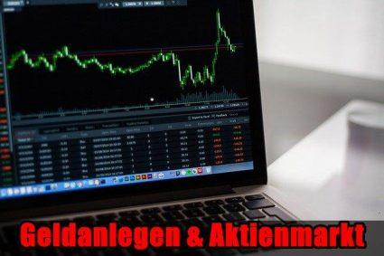 Geldanlegen auf dem Aktienmarkt